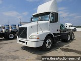 2007 VOLVO T/A DAYCAB,HESS REPORT ATTACHED, 479994 MILES ON ODO, 479995 MIL