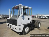 MAGNUM YARD JOCKEY TRUCK, SOLD WITH BILL OF SALE ONLY, 8827 HOURS, 6 CYL, 1
