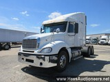 2007 FREIGHTLINER COLUMBIA T/A SLEEPER,HESS REPORT ATTACHED,  857475 MILE O