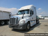 2014 FREIGHTLINER CASCADIA 125 SLP T/A SLEEPER, TITLE DELAY, HESS REPORT AT