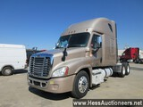 2014 FREIGHTLINER CASCADIA CA125SLP T/A SLEEPER, TITLE DELAY, HESS REPORT A