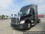 2015 FREIGHTLINER CASCADIA T/A SLEEPER, HESS REPORT ATTACHED, 622990 MILES