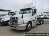 2012 FREIGHTLINER CASCADIA 125 T/A DAYCAB, HESS REPORT ATTACHED,379920 MILE