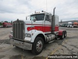 1991 KENWORTH W900 T/A SLEEPER, TITLE DELAY, HESS REPORT ATTACHED, 839397 M
