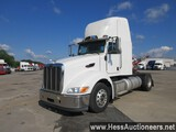 2011 PETERBILT 386 S/A DAYCAB, HESS REPORT ATTACHED,1521859 MILES ON ODO, 3