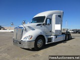 2014 KENWORTH T680 T/A SLEEPER, HESS REPORT ATTACHED,  427173 MILES ON ODO,
