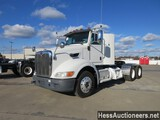 2014 PETERBILT 384 T/A DAYCAB, HESS REPORT ATTACHED, 326526 MILES ON ODO, E