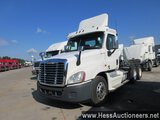 2012 FREIGHTLINER CASCADIA T/A DAYCAB, HESS REPORT ATTACHED, 308439 MILES O