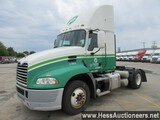 2014 MACK CXU612 S/A DAYCAB, HESS REPORT ATTACHED, 352471 MILES ON ODO, ECM