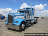 1998 KENWORTH W900 T/A SLEEPER,  TITLE DELAY, HESS REPORT ATTACHED, 95922 M