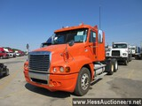 2009 FREIGHTLINER C120 T/A DAYCAB, 827667 MILES ON ODO, ECM 827997 MILES, 8