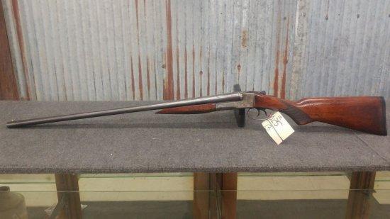 Ranger double barrel 20ga Shotgun serial number X21562