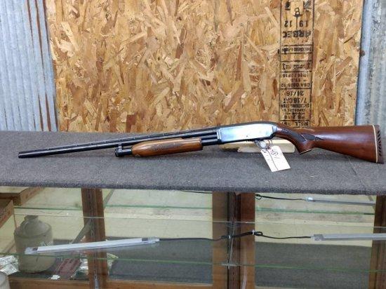 "Marlin model 120 12ga 3"" Mag pump vent rib nice clean gun mfg 1970s serial number A20374"