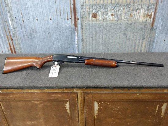 Remington 870 28ga Pump Vent Rib Chrome Lifter Full Choke Minimal Normal Wear