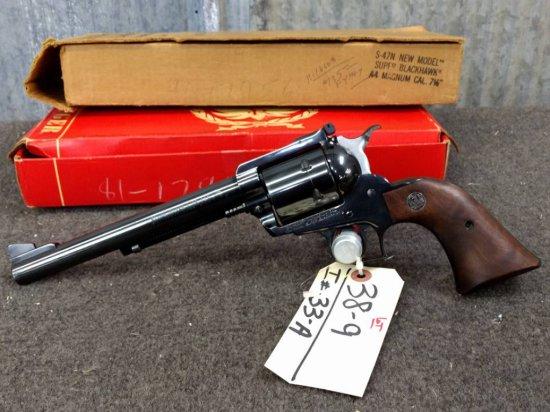 Ruger New Model Super Blackhawk  44 Mag Revolver 7