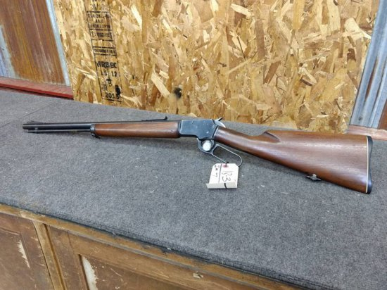 Early Marlin Model 39A .22 Lever Action Nice Clean Gun For It's Age