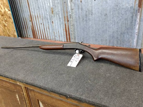 """H&R Model 48 Single Shot 410 With 28"""" Barrel mfg in 40s serial number NA"""