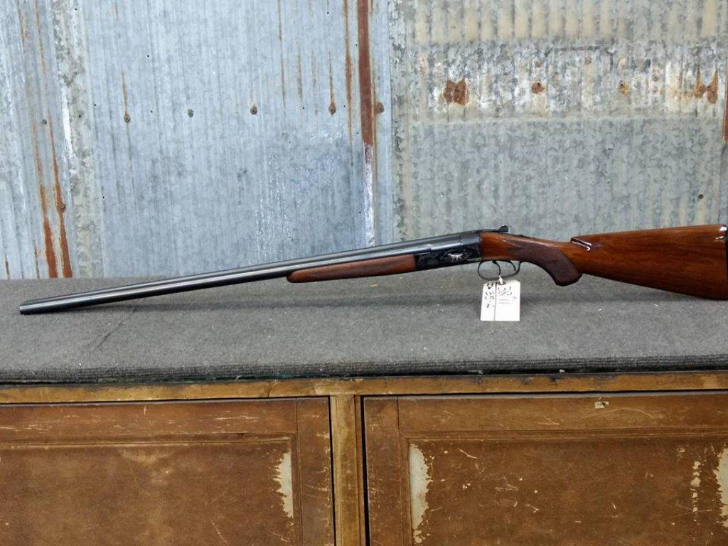 Winchester Model 24 Double Barrel 12ga mfg in 1952