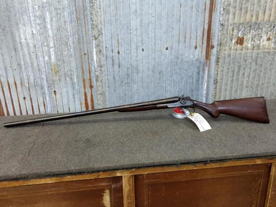Remington Arms Model 1873 12ga Side X Side Serial# 50894