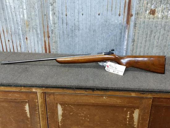 Remington Target Master 510P .22 Bolt Action Single Shot Factory Sights