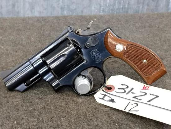 Smith & Wesson 357 Mag Revolver Case Hardening On Hammer And