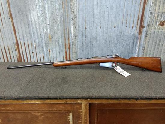 1891 Argentinian Mauser 7.65 Bolt Action Rifle Matching
