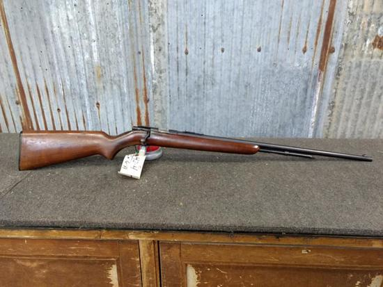 Winchester Model 72 Bolt Action .22 Tube Feed SN NA
