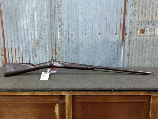 U.S. Springfield 1864 Civil War Black Powder Shotgun Forage Gun