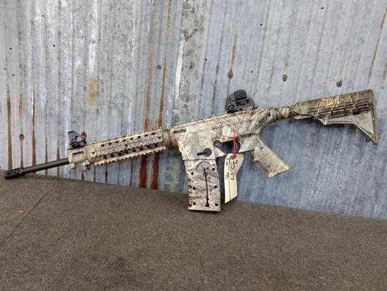 Mossberg Intl. Model 715T .22 Semi Auto Rifle In Cammo Like New