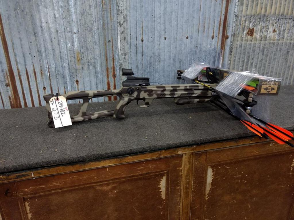 Horton Yukon Sl Crossbow With Auctions Online Proxibid
