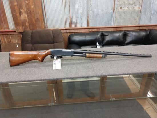 Springfield Model 67F 20ga Pump Vent Rib SN A383134