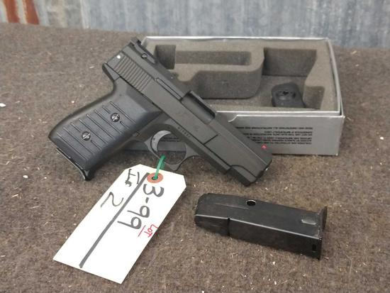 Jimenez Arms Model JA 9 9mm Pistol