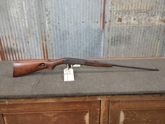 Remington Model 24 .22 Semi Auto Rifle