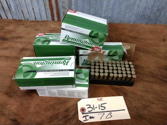 350 rounds 38 special ammo
