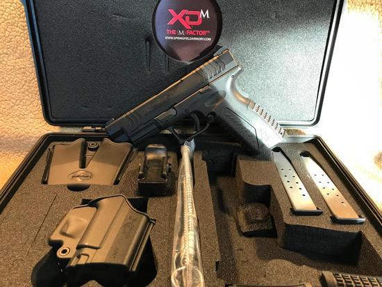 Springfield Armory Model XDM-45. 45ACP Pistol