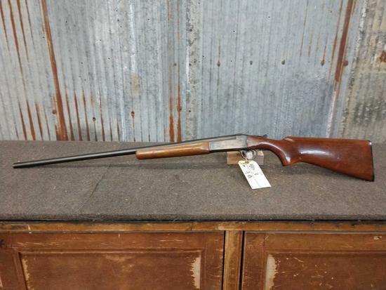 Stevens Model 107B Single Shot 20ga