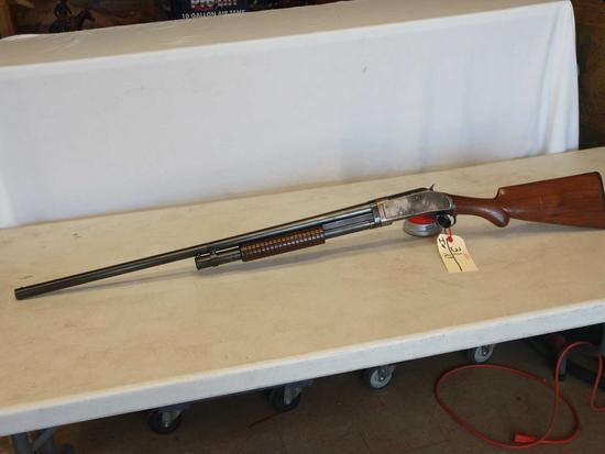 Winchester Model 1897 12ga Pump