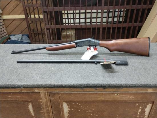 H & R Model 058 Single Shot 30-30 / 20ga