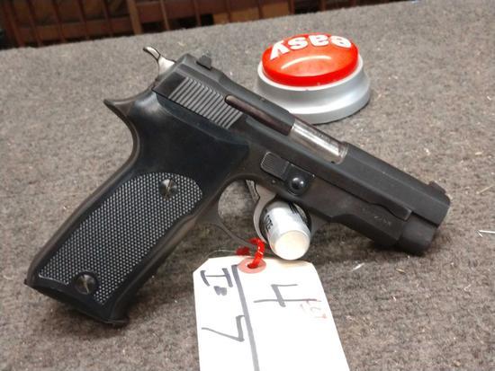 Astra Model A-80 9mm Semi Auto Pistol