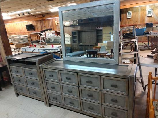 Whalen 6 Drawer Dresser With Mirror