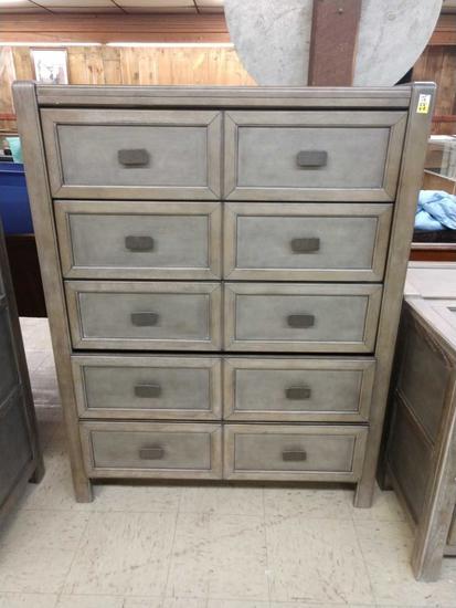 Whalen Beckham 5 Drawer High Boy Dresser