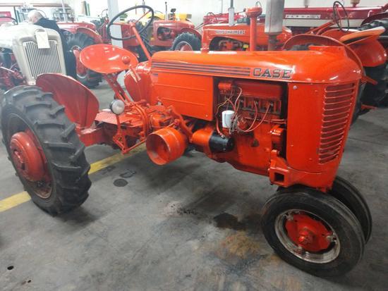 1946 Case UAC Tractor