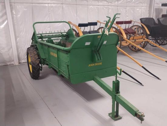 John Deere Model L Series 1 Manure Spreader