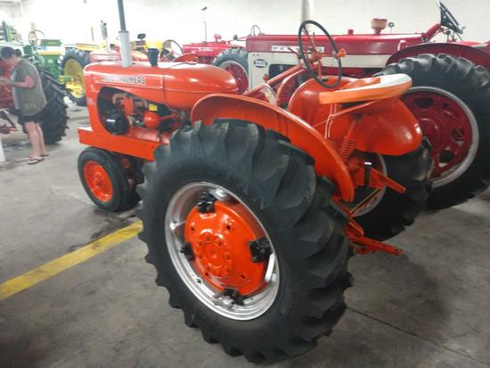1950 Allis Chalmers WD Narrow Front