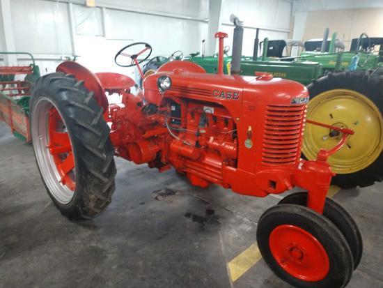 1942 Case SC Model Tractor