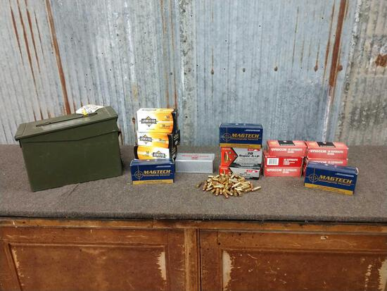About 850 Rounds .38 Super Auto Ammo