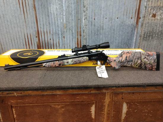 CVA Wolf 50cal Black Powder Rifle