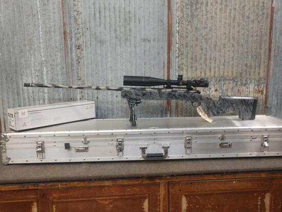 Winchester 338 Lapua Mag Bolt Action Rifle