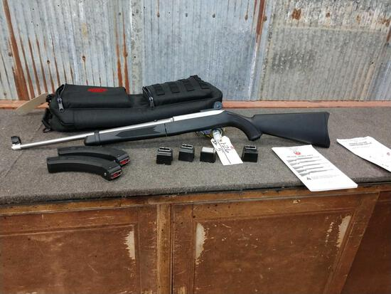 Ruger 10-22 Takedown Rifle
