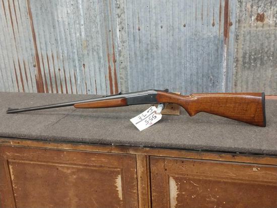 Savage Model 219 Hammerless 30-30 Single Shot